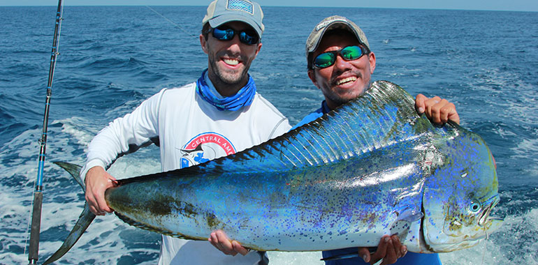 Costa rica sport fishing packages sport fishing vacations for Costa rica fishing season