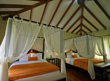 Manatus Hotel in Tortuguero