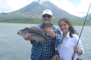 Lake Arenal Sport Fishing