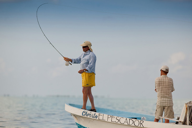 Fly fishing trips fly fishing vacations for Fly fishing vacation packages