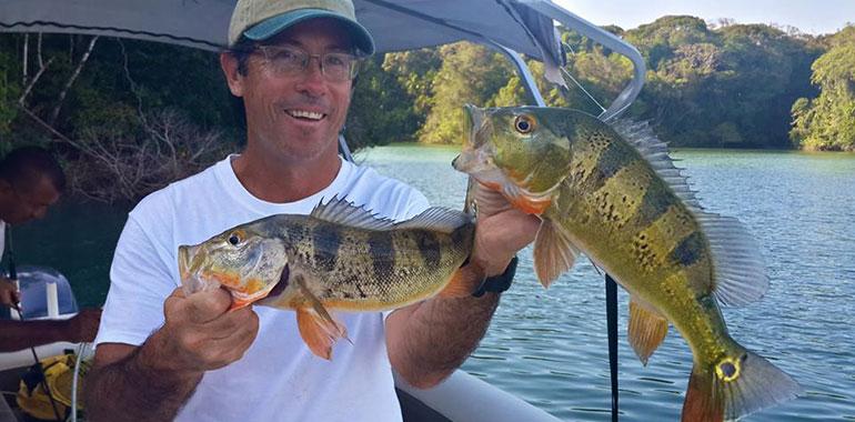 Freshwater Fishing Panama