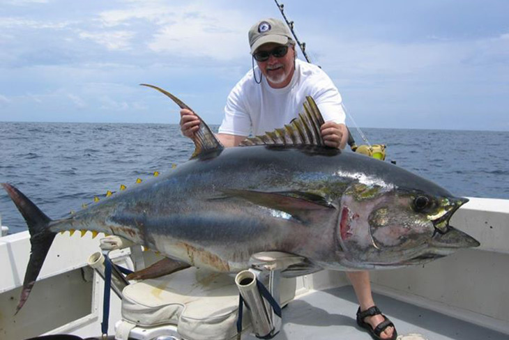 Panama tuna fishing season for Long beach fishing spots
