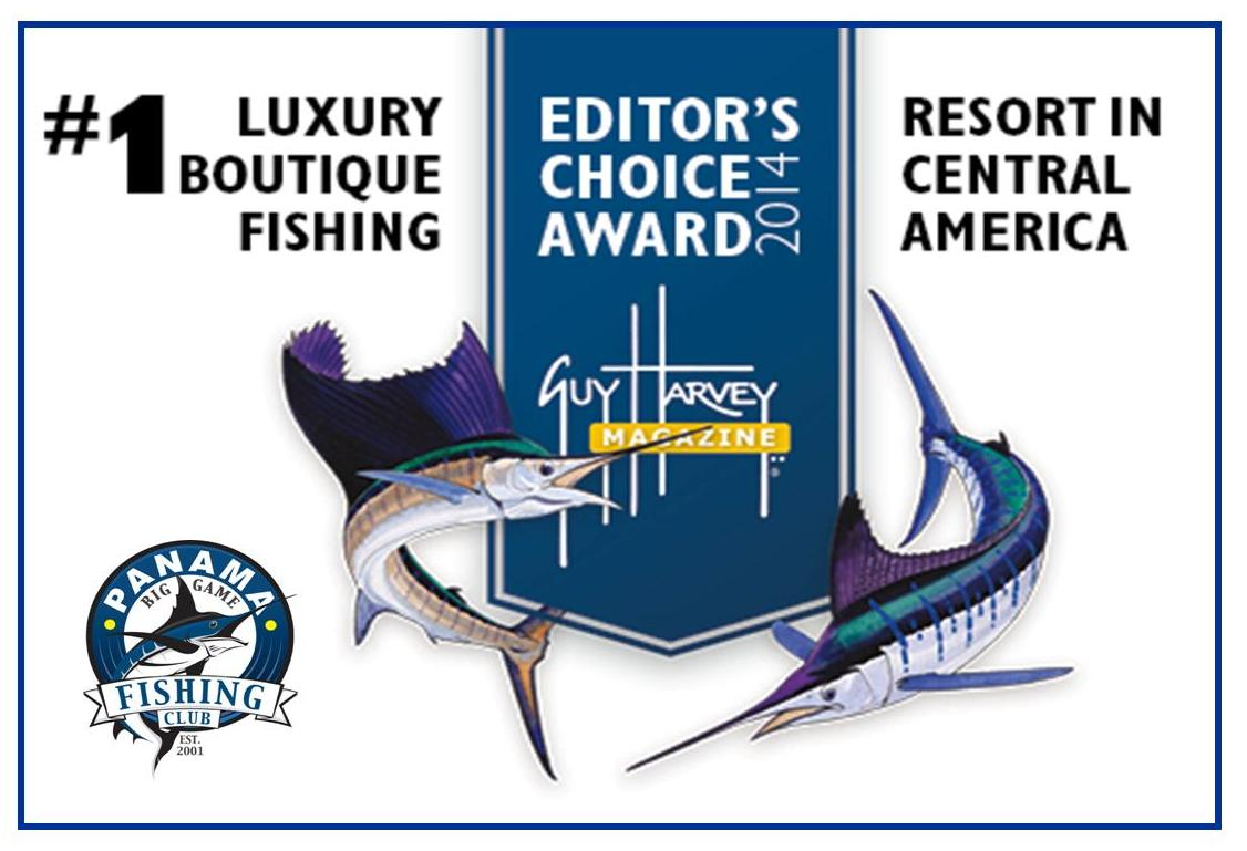 Guy Harvey Award 2014