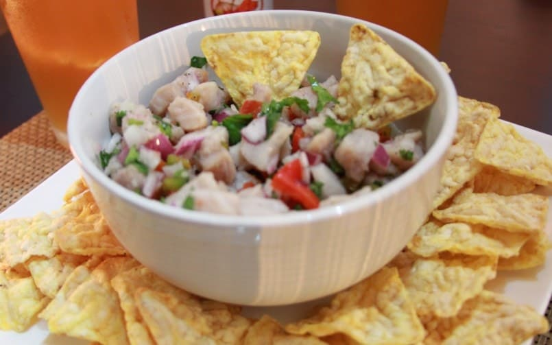 Top 5 Foods For Your Next Costa Rica Fishing Vacation