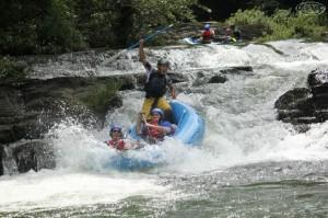 Rio Tenorio Rafting, Costa Rica