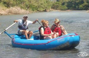Safari Float, Costa Rica