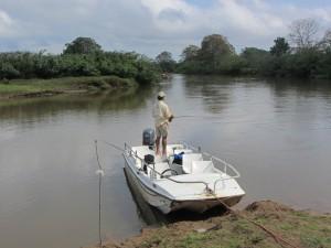 Sport Fishing in Cano Negro