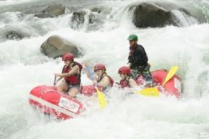 Rio Sarapiqui Rafting