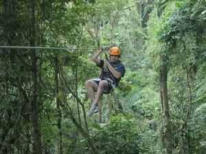 Vista Arenal Canopy Zipline