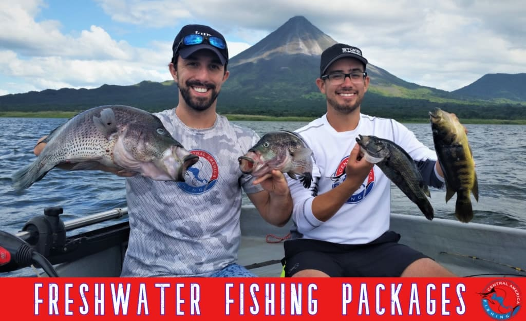 Costa Rica Freshwater Fishing Packages