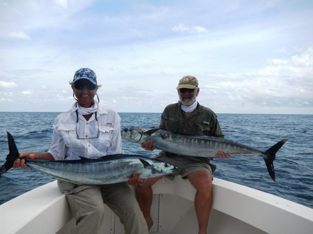 wahoo fishing Coiba Island