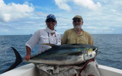 Fishing in Panama – The Mothership Part II