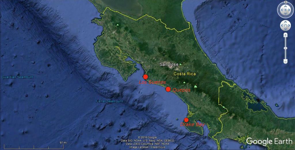 Costa Rica's best fishing hot spots
