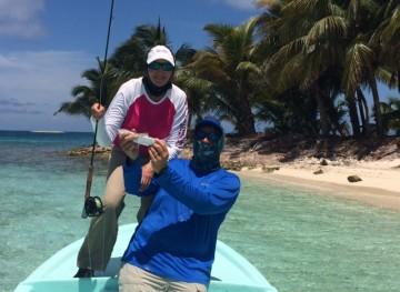 Belize Bonefishing