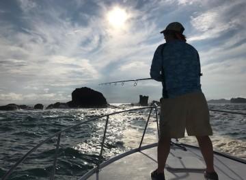 Inshore fishing Quepos