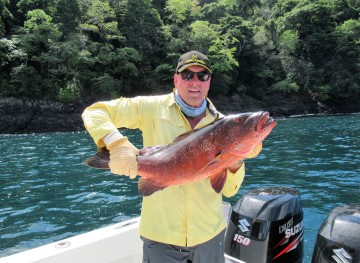 Coiba Island fishing