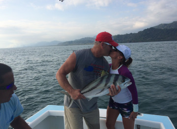 Manuel Antonio fishing