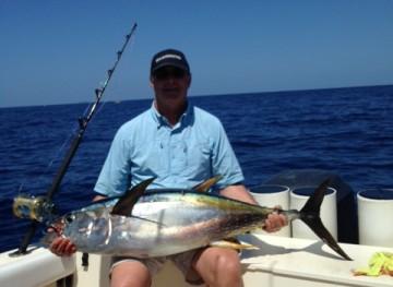 Tuna fishing Panama