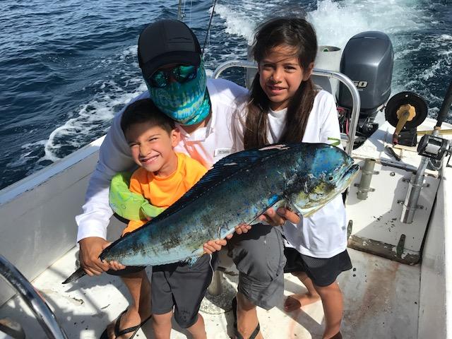 Family Fishing Vacation