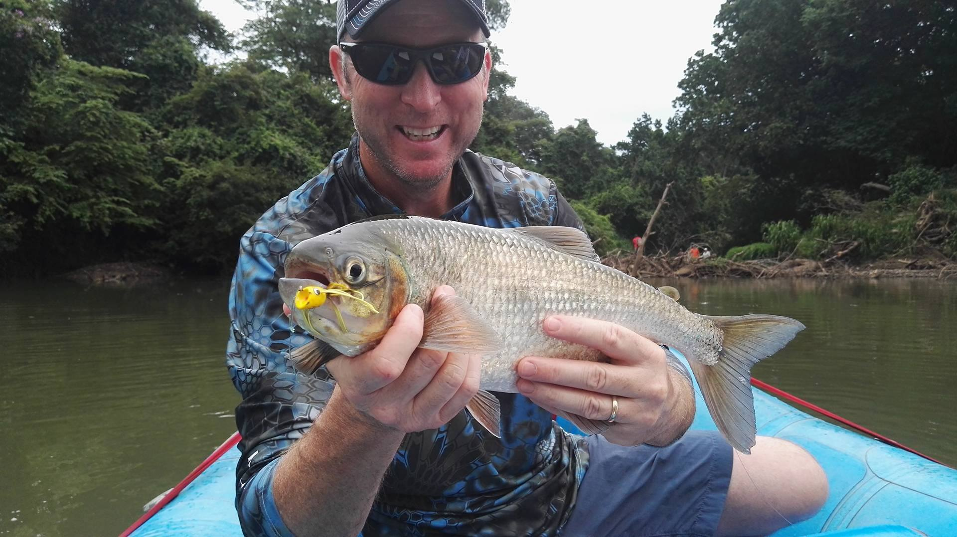 Costa rica fishing report august 2017 for Fishing in costa rica