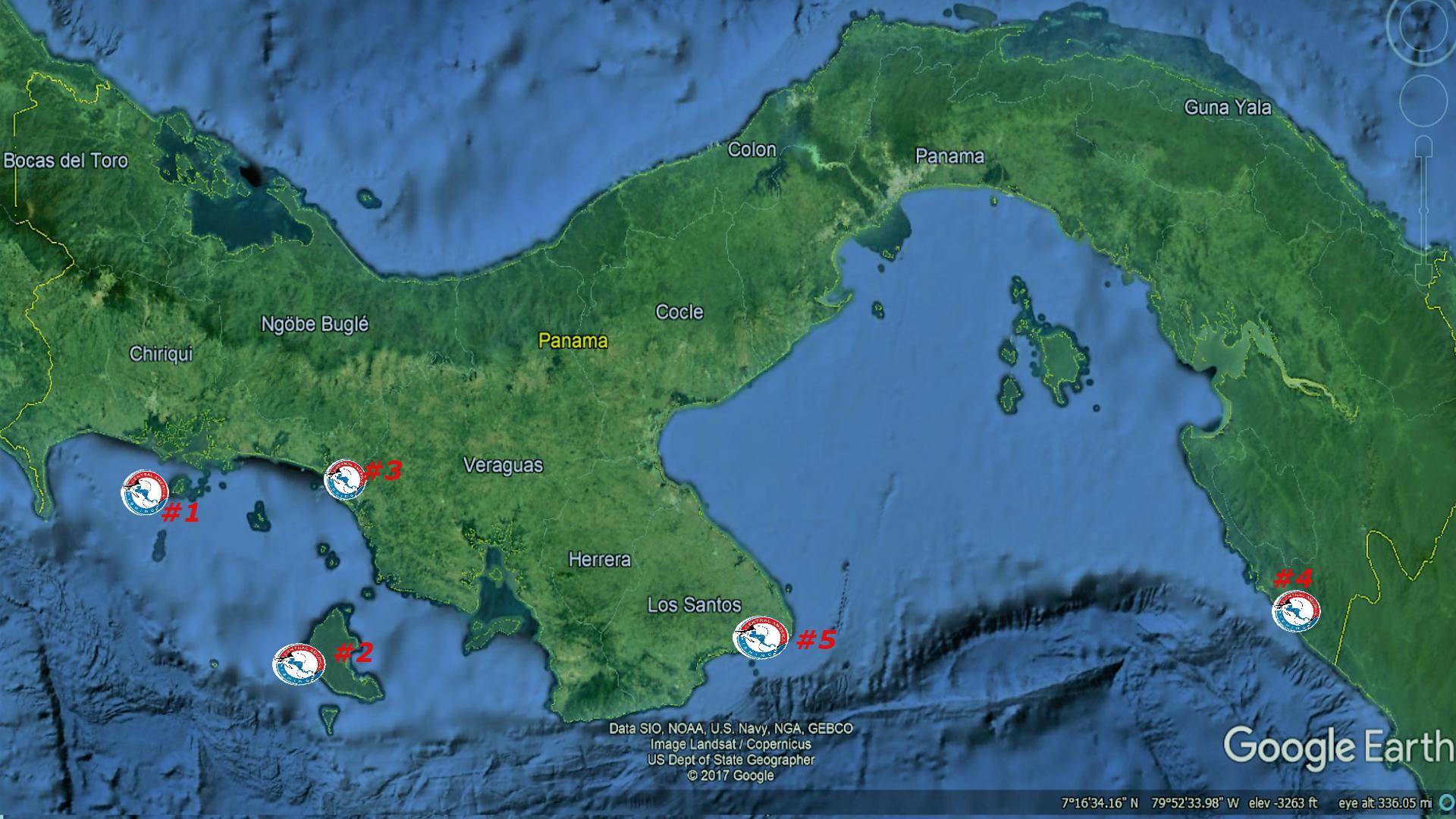 5 best fishing lodges in panama panama fishing lodge for Panama fishing lodge