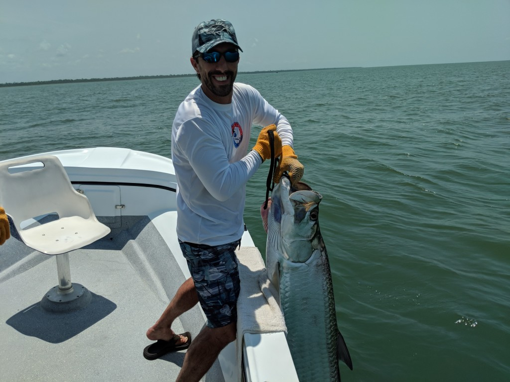 Costa Rica Tarpon Fishing