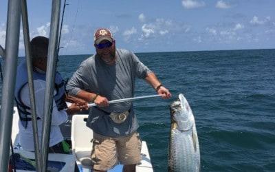 Costa Rica Fishing Report – April 2018