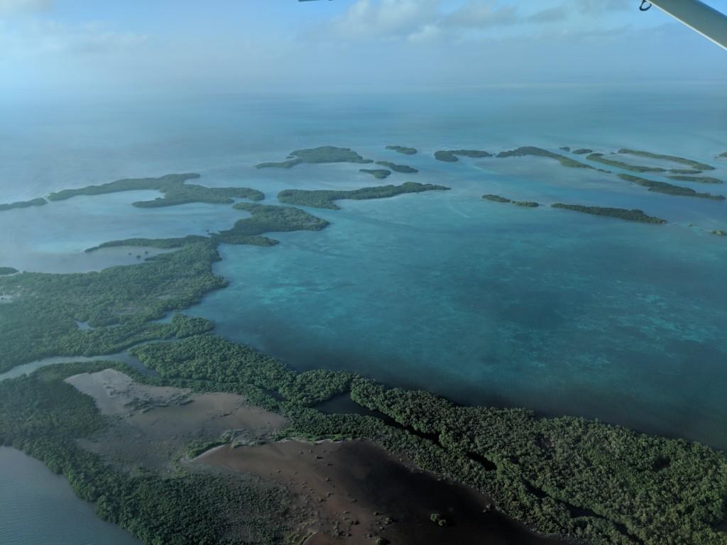 Belize flats fishing