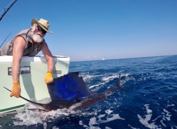 Costa Rica Fishing Report - January 2019