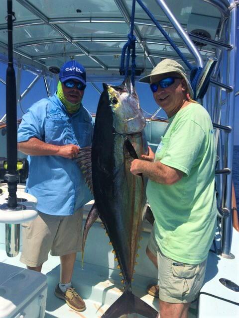 Costa Rica tuna fishing