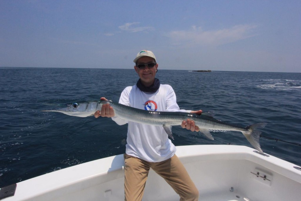 Costa Rica inshore fishing