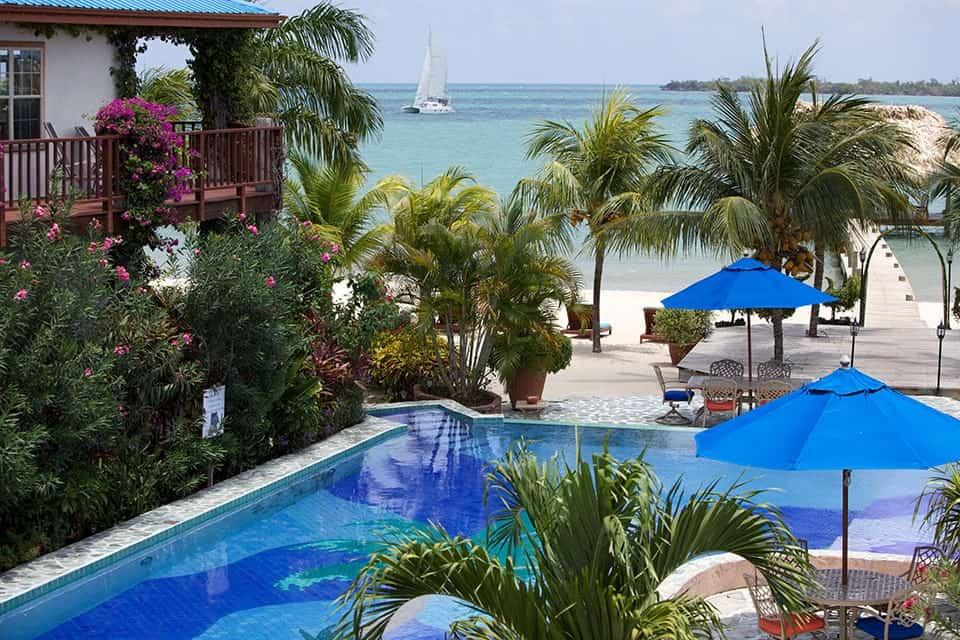 Chabil Mar, Placencia Belize