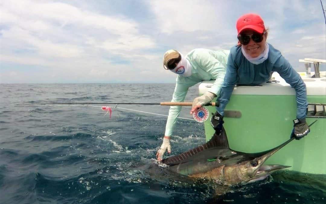 Costa Rica Fishing Report – April 2019