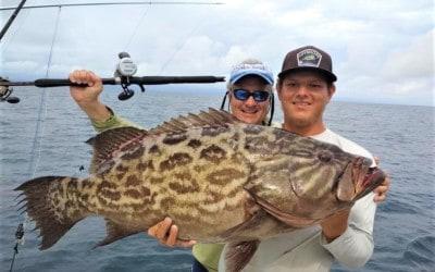 Costa Rica Inshore Fishing Report – January 2018