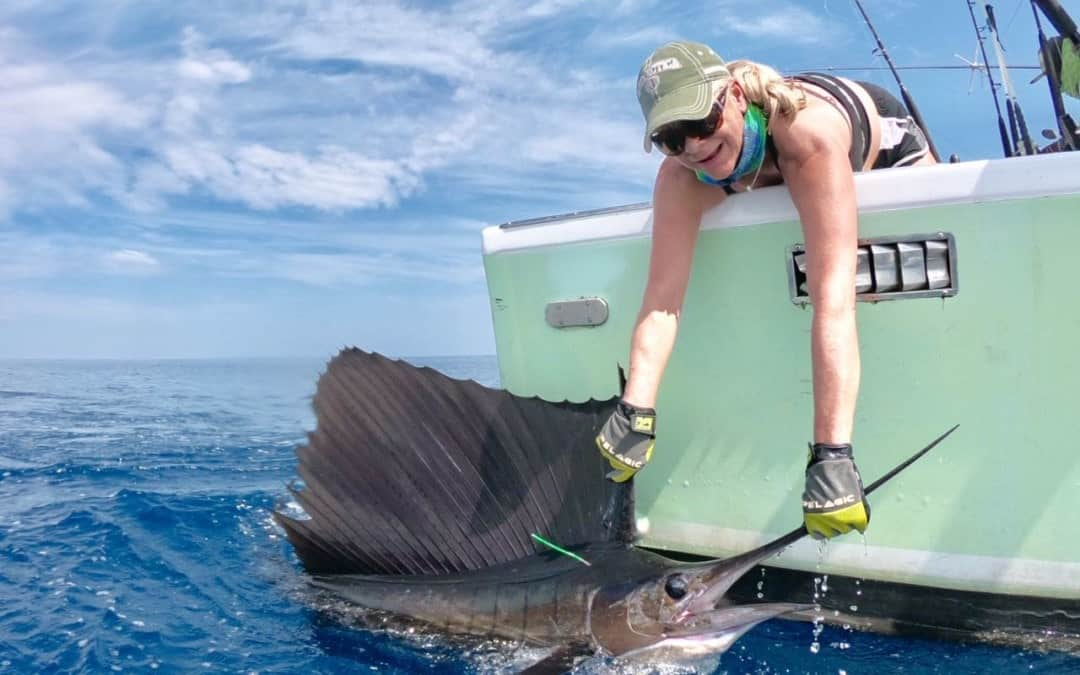 Costa Rica Fishing Report – March 2018