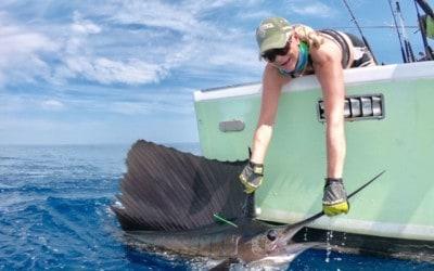 Costa Rica Fishing Report – March 2018