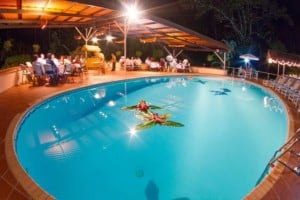Tropic Star Lodge pool