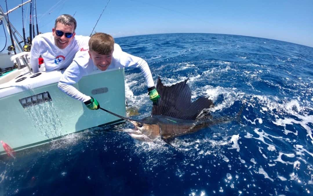 Costa Rica Fishing Report – March 2020