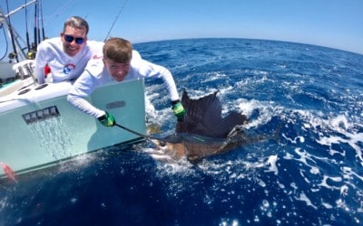 Costa Rica Fishing Report – March 2020