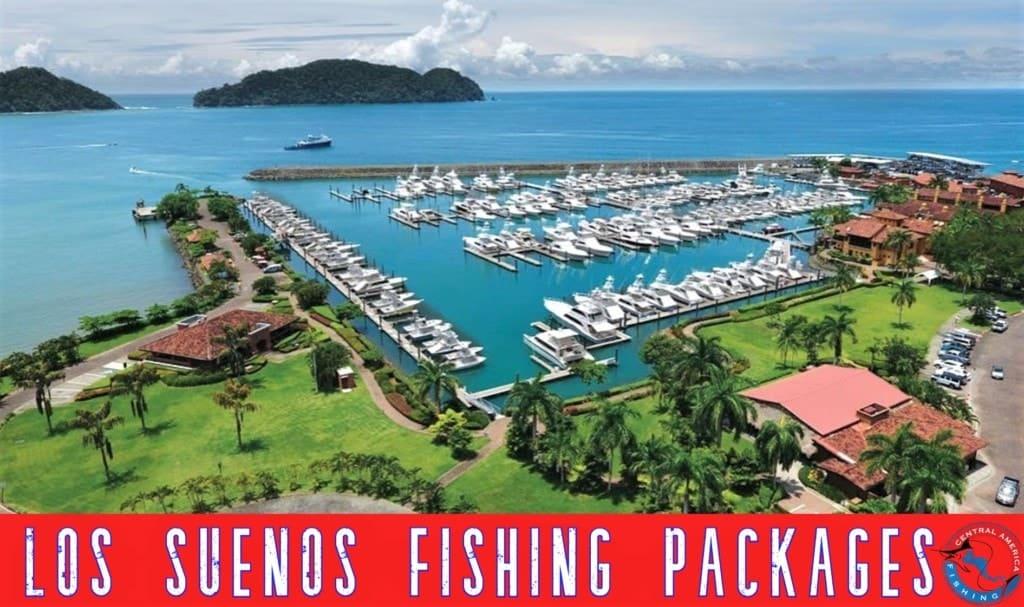Los Sueños, Costa Rica Fishing Packages