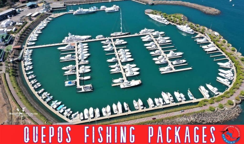 Quepos, Costa Rica Fishing Packages
