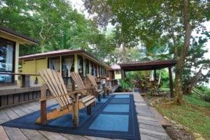 Panama Island Fishing Lodge