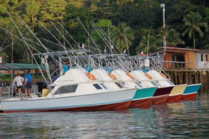 Panama best fishing lodge