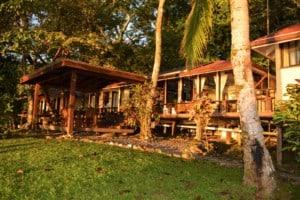 Panama Sport Fish Island Lodge