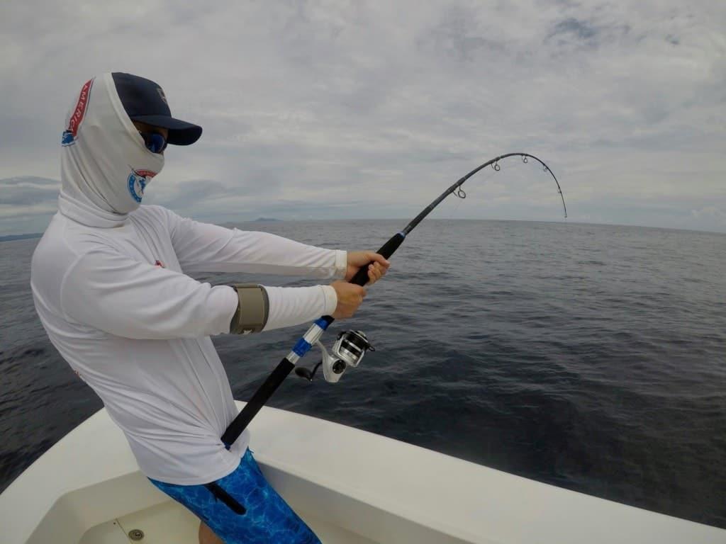 Jigging for Tuna in Panama