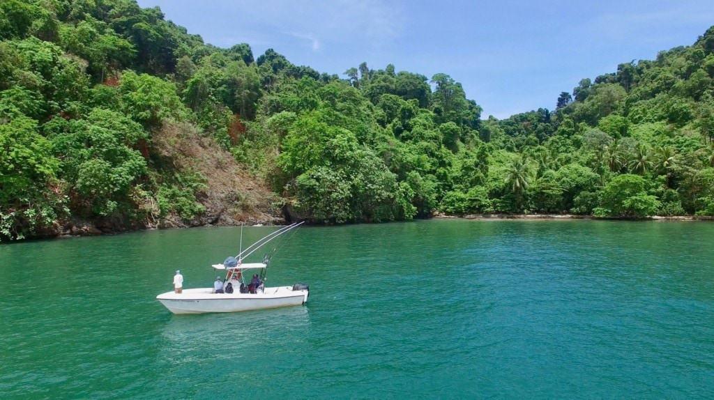 Inshore Fishing in Panama