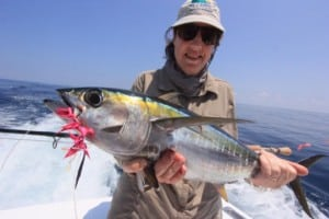Tuna fly fishing costa rica