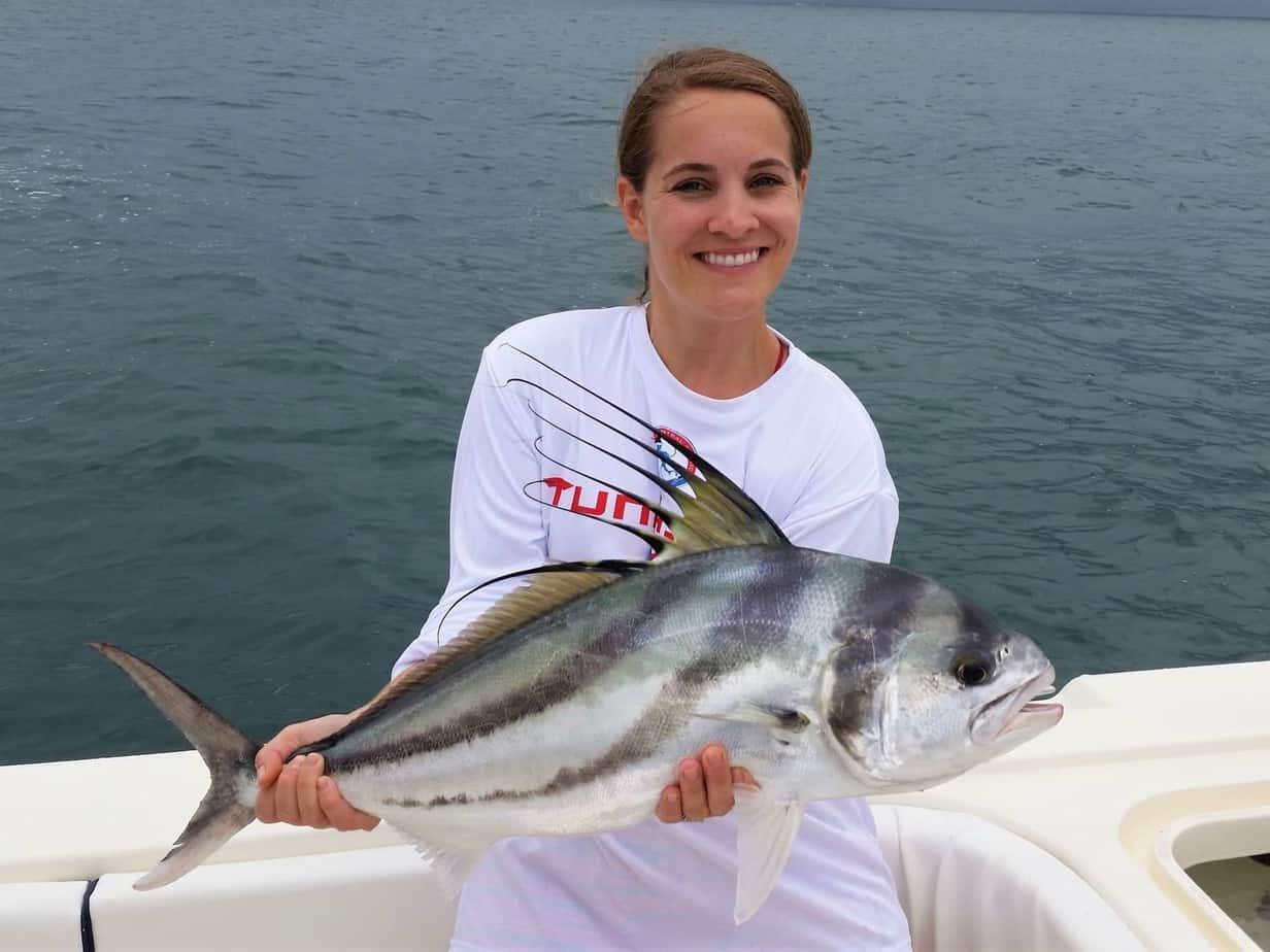 Theresa Atkins - Central America Fishing