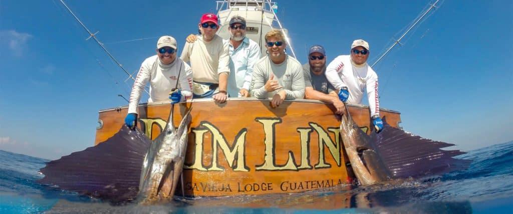 Offshore Fishing in Guatemala