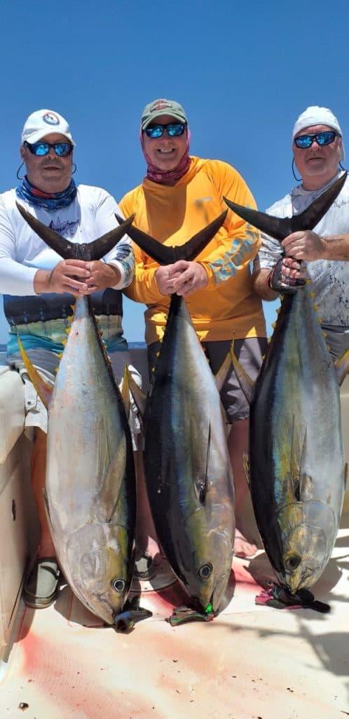 Tuna fishing in Panama